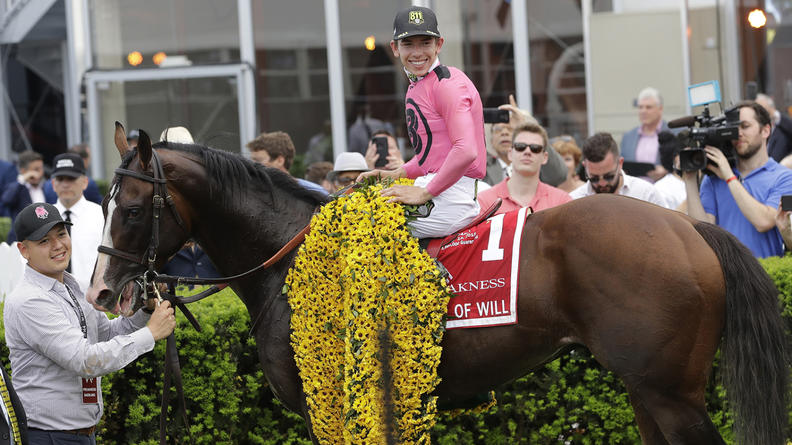 Why Weve Watched Our Last Kentucky >> Horse Racing Triple Crown Kentucky Derby Preakness Belmont Nbc