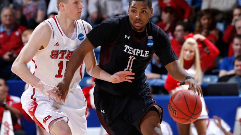 (9) Temple 76, (8) NC State 72