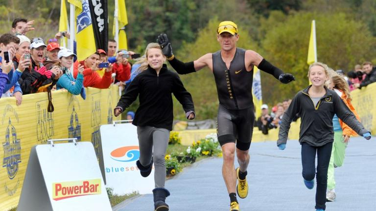 Return to triathlon