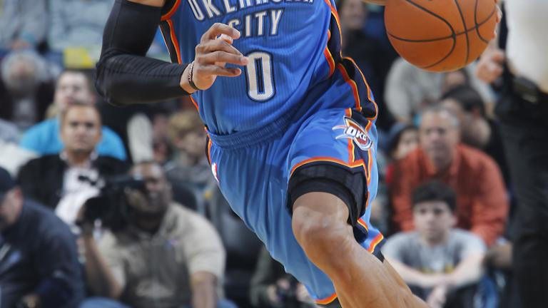 Russell Westbrook, West reserve