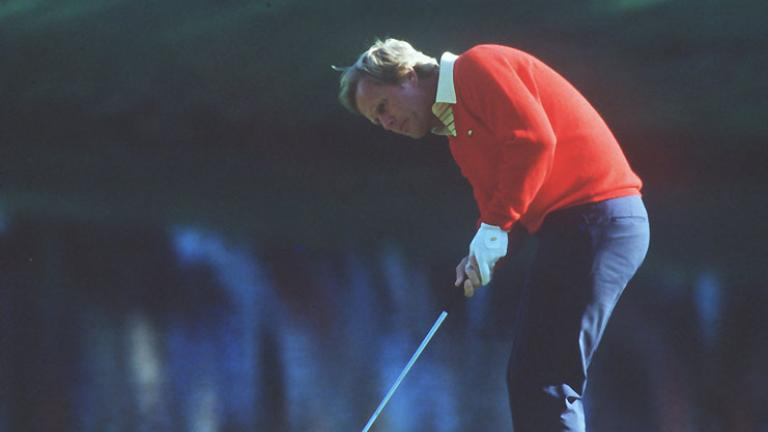 Most career eagles and birdies