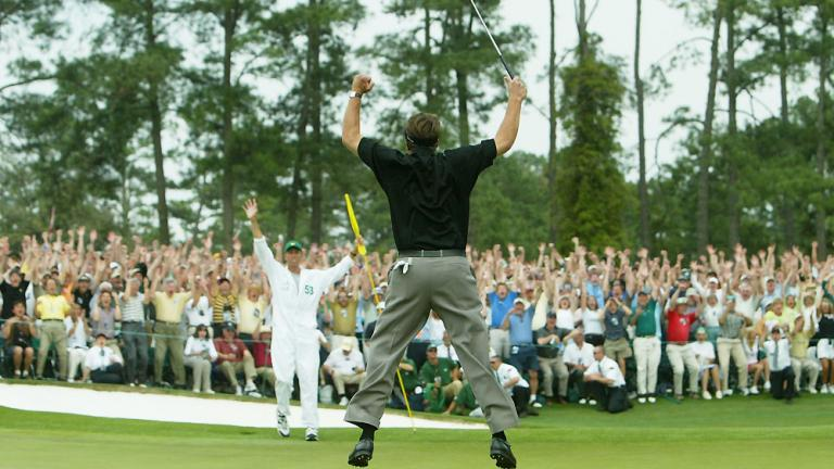 Mickelson's Masters