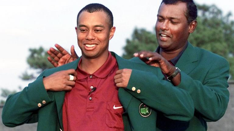 Woods at Augusta
