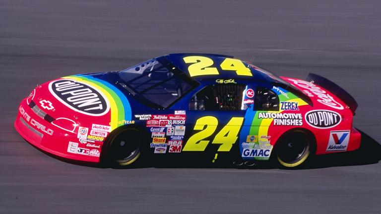 1995: Jeff Gordon