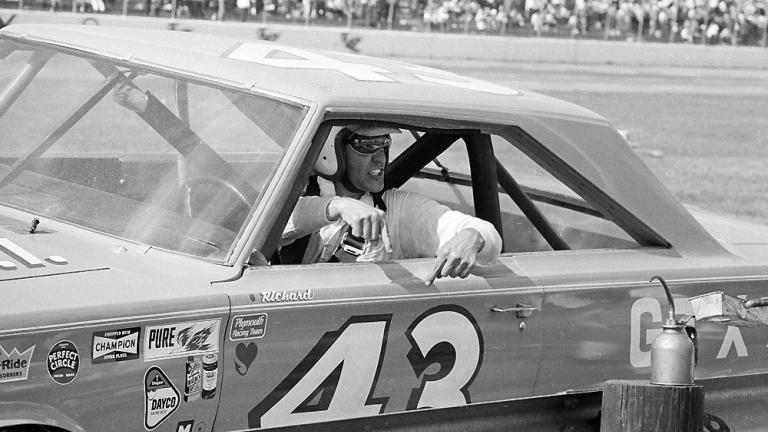1967: Richard Petty