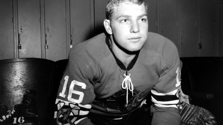 Chicago Blackhawks: 1946-60