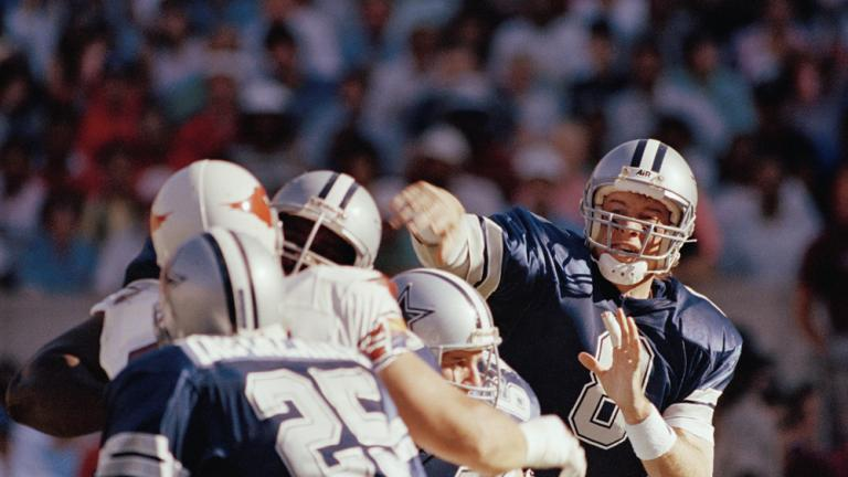 Dallas Cowboys: 1989