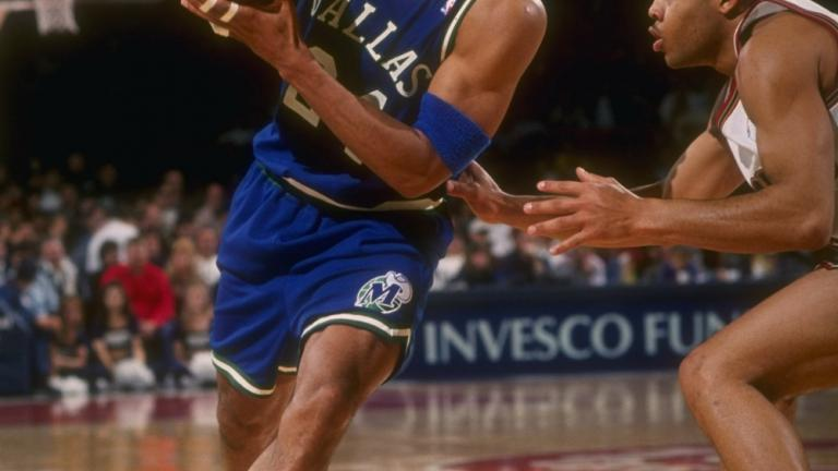 Dallas Mavericks: 1992-93