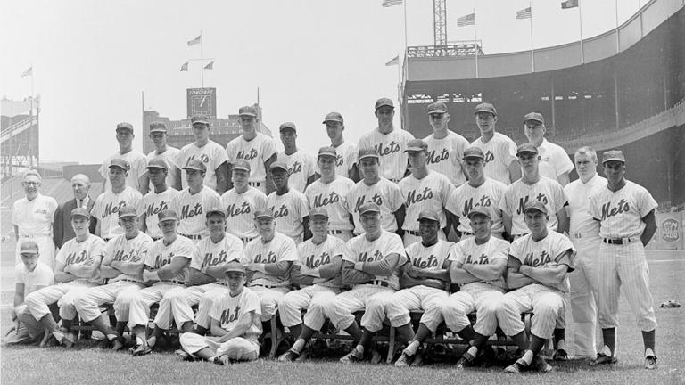 New York Mets: 1962