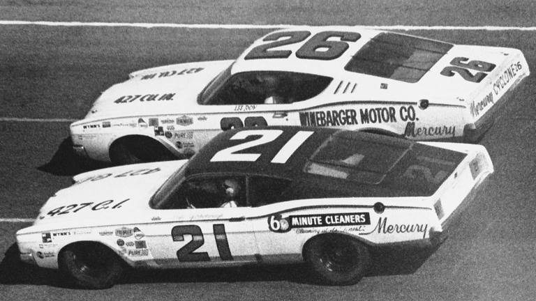 1968: Cale Yarborough