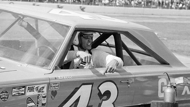 1966: Richard Petty