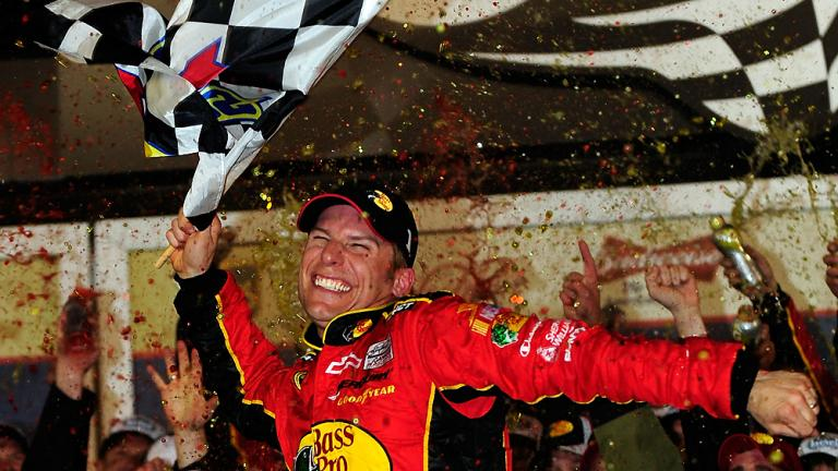 2010: Jamie McMurray