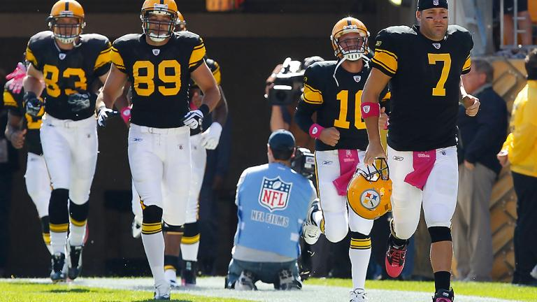 Pittsburgh 28, Cleveland 10
