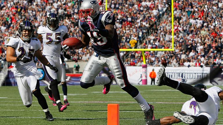 New England 23, Baltimore 20 (OT)