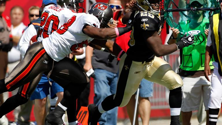 New Orleans 31, Tampa Bay 6