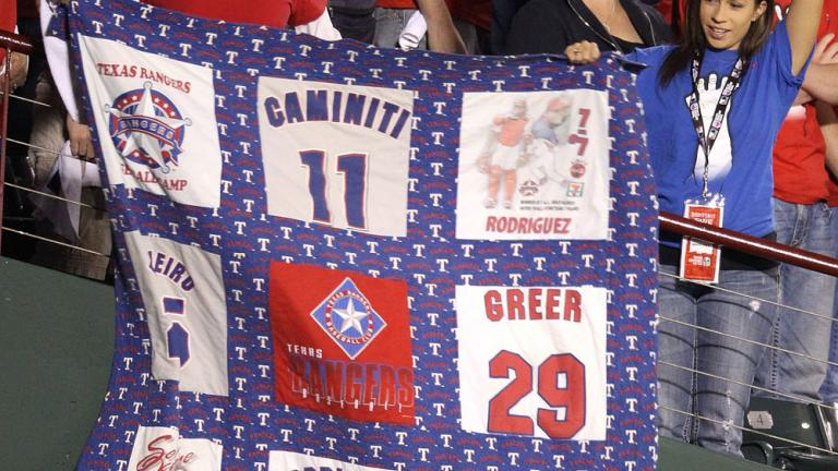 Rally quilt