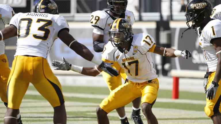 Southern Miss 31, No. 25 Central Florida 21
