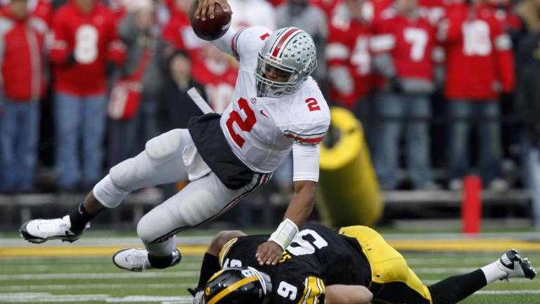 No. 8 Ohio State 20, No. 21 Iowa 17