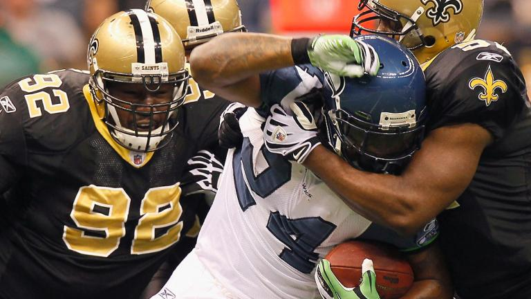 New Orleans 34, Seattle 19