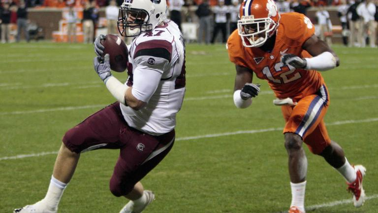No. 18 South Carolina 29, Clemson 7