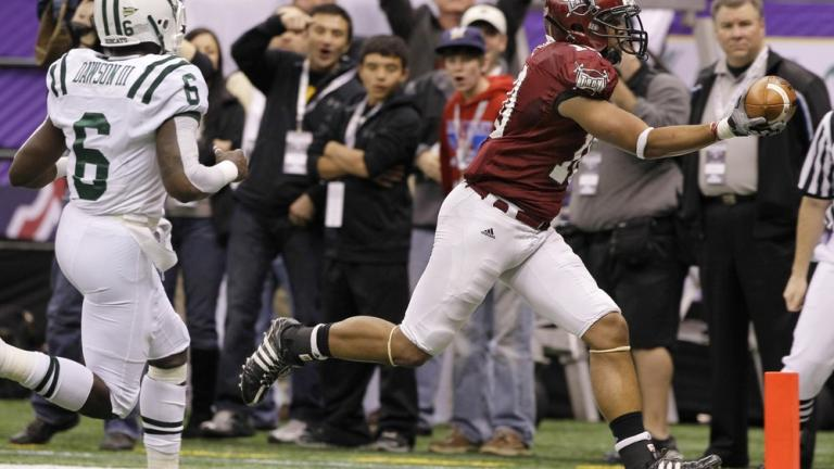 New Orleans: Troy 48, Ohio 21