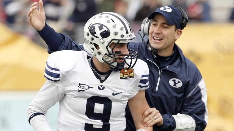 New Mexico: BYU 52, UTEP 24