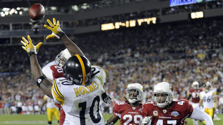 <b>Oct. 23:</b> Steelers at Cardinals