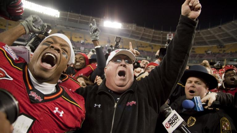 Military: Maryland 51,<br>East Carolina 20