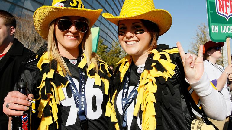 Pittsburgh cowgirls