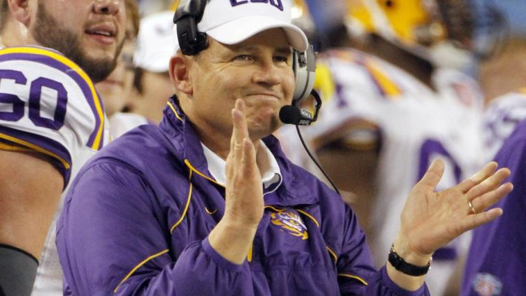 Cotton: No. 11 LSU 41,<br>No. 18 Texas A&M 24
