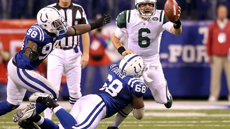 New York Jets 17, Indianapolis 16