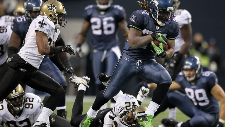 Seattle 41, New Orleans 36