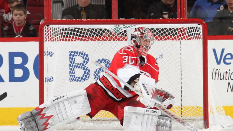 Cam Ward<br>Carolina Hurricanes<br>Goalie<br>Pick No. 1
