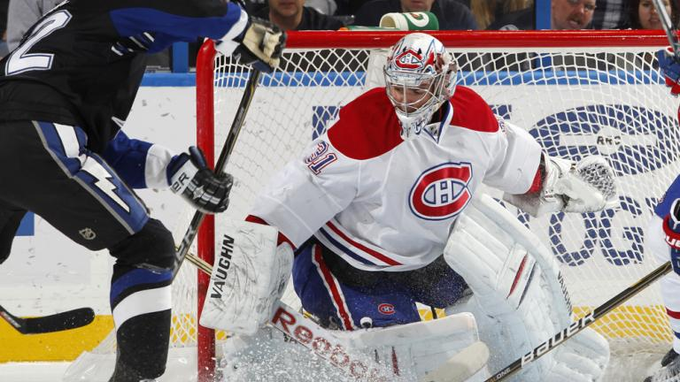 Carey Price<br>Montreal Canadiens<br>Goalie<br>Pick No. 19