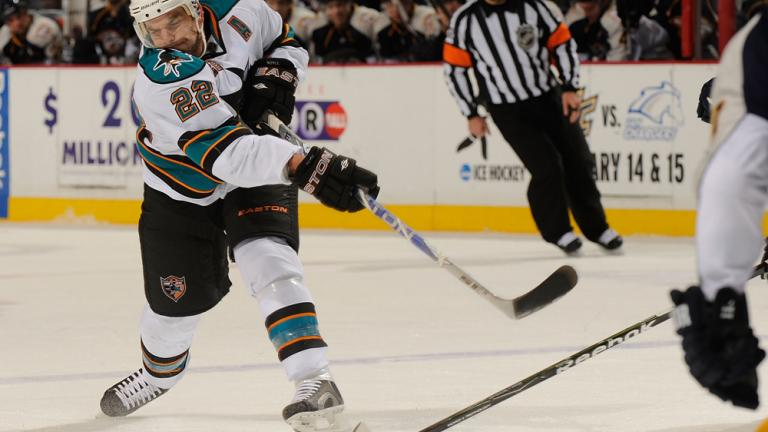 Dan Boyle<br>San Jose Sharks<br>Defenseman<br>Pick No. 17