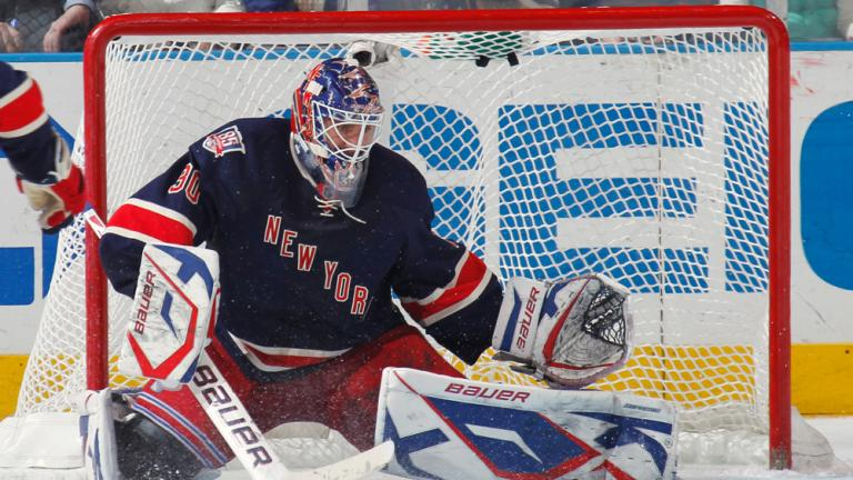 Henrik Lundqvist<br>New York Rangers<br>Goalie<br>Pick No. 11