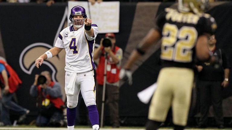 2010: Saints 31, Vikings 28