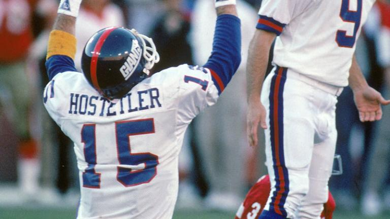 1991: Giants 15, 49ers 13