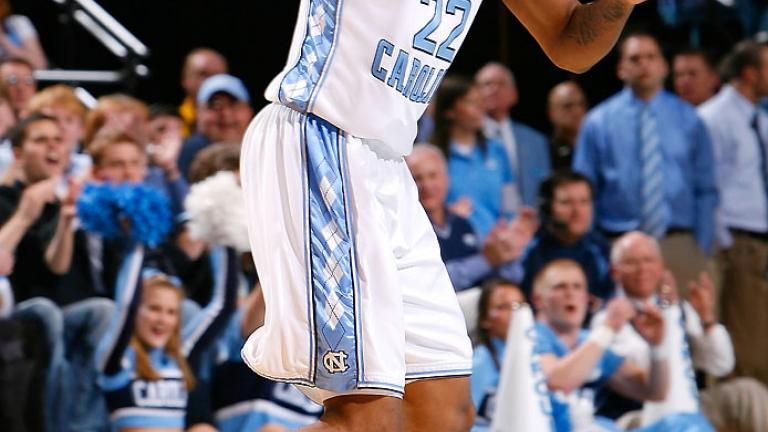 2009: Wayne Ellington