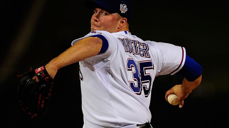 Tommy Hunter, SP, Texas Rangers