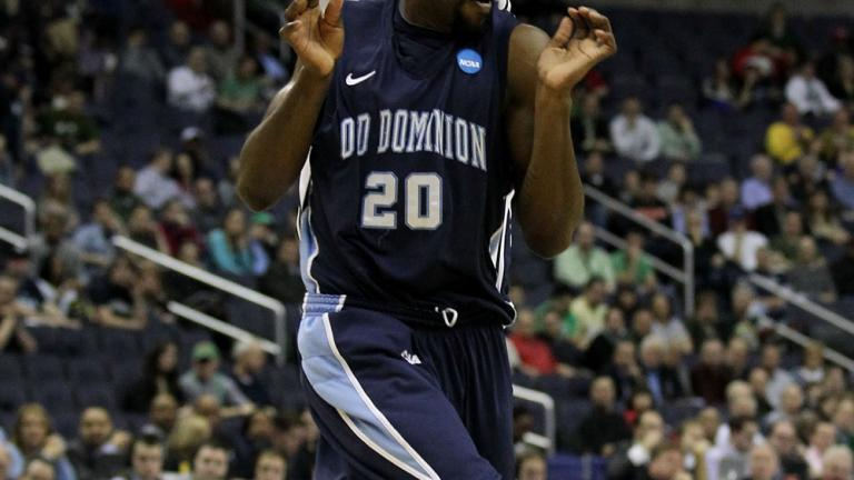 No. 8 Butler 60, No. 9 Old Dominion 58