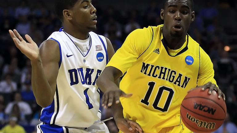 No. 1 Duke 73, No. 8 Michigan 71