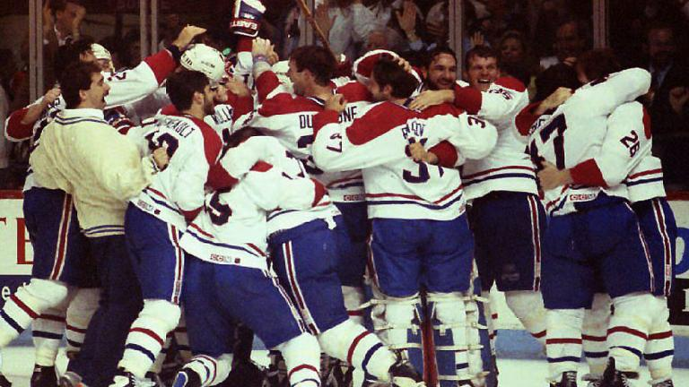 1993: Montreal Canadiens