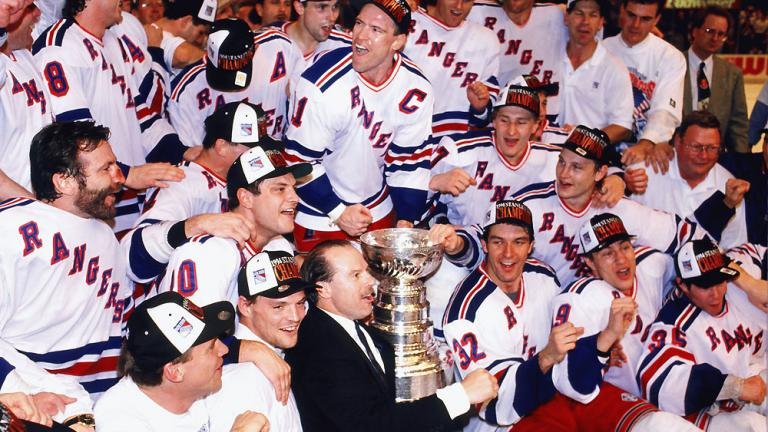 1994: New York Rangers