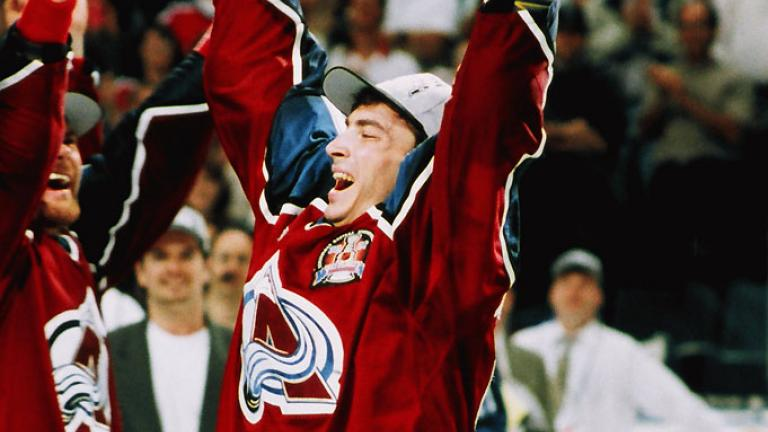 1996: Colorado Avalanche