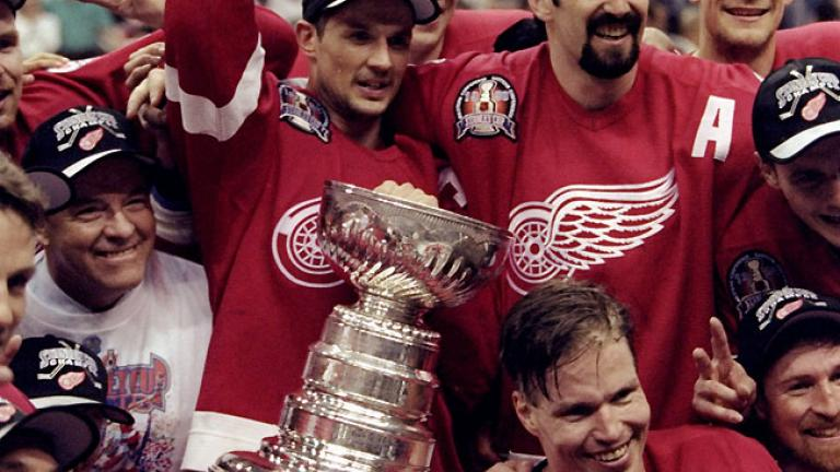 1998: Detroit Red Wings