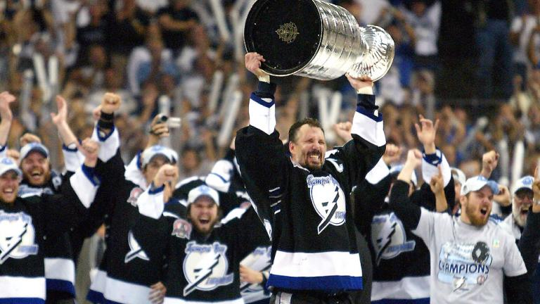 2004: Tampa Bay Lightning