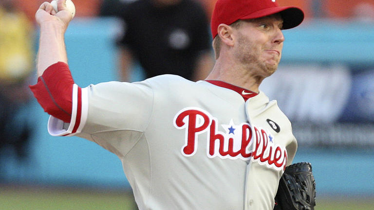 Roy Halladay, Phillies, May 10 (3rd)