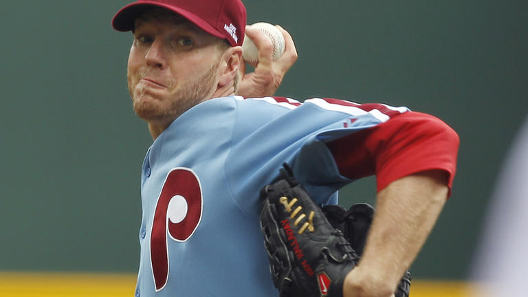 Roy Halladay, Phillies, May 15 (4th)