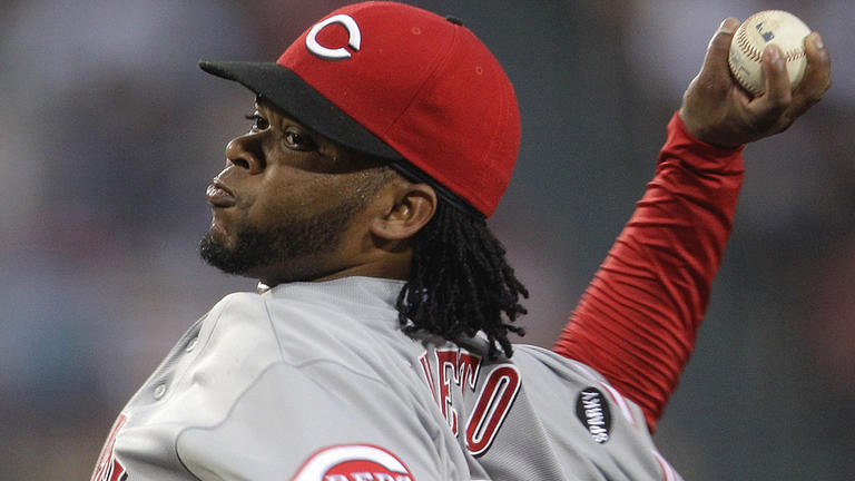 Johnny Cueto, Reds, May 29
